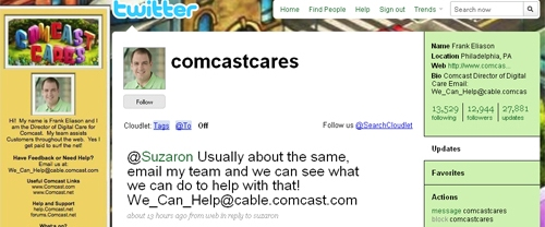 Comcastcares